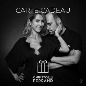 Carte Cadeau Portraits